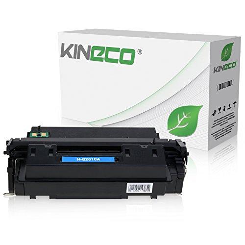 Kineco Toner kompatibel zu HP Q2610A Laserjet 2300DTN, 2300L, 2300N, 2300 Series - Schwarz 6.000 Seiten - - Hp 2300 Drucker