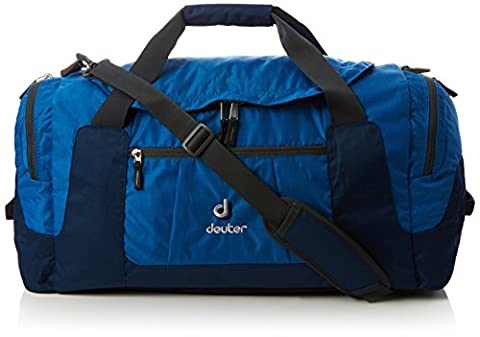 Deuter Uni Tasche Relay Sporttasche, Ocean-Midnight, 72 x 30 x 35 cm, 60 Liter