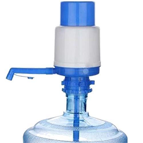 Isuper Durable Bomba de la Botella de Agua de Bebida Manual Bomba de Agua para Office Dispensador de Agua embotellada 5-6 GAL Inicio para su casa