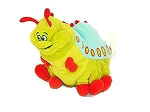 Peluche Doudou Heimlich - 1001 Pattes - A Bug's Life - L 18 cm - Disneyland Disney Pixar