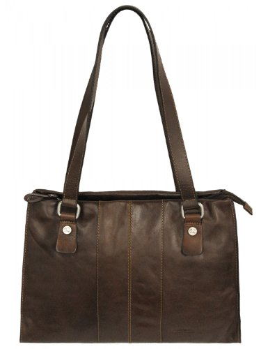 Price comparison product image Gerry Weber 080001221 Cambridge II Women's Shopper Bag, Brown