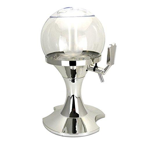 WAOBE Bier Dispenser - Schnaps Dekanter Für Bier Mini Bar Zubehör Flüssigkeit Trinken Separate Wein Werkzeuge Inverted Weinregal Wasserpumpe (Bar York New Bier In)