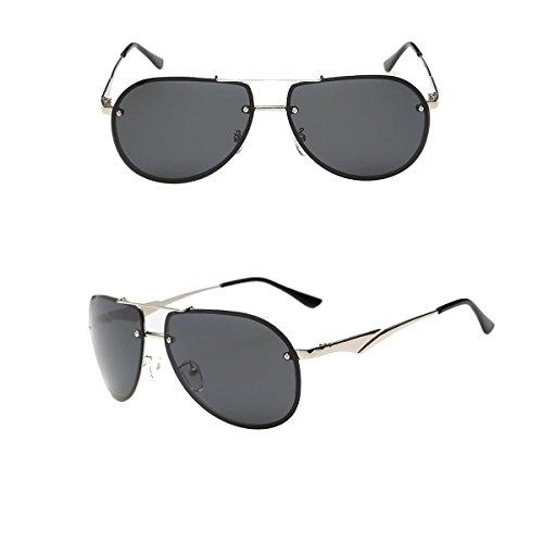 Occhiali Da Sole Ultraleggeri Occhiali Da Vista Vintage Occhiali Da Sole Unisex Metal Aviator Gold