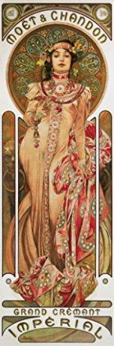 alphonse-mucha-moet-et-chandon-1899-1-parte-poster-carta-da-parati-fotomurale-250-x-79cm