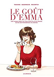 Le Goût d'Emma Edition simple One-shot