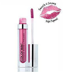 Colorbar Diamond Shine Lipgloss, Vanity Mauve 011, 3.8ml