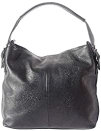 eb361487eb FLORENCE LEATHER MARKET Borsa sportiva Spontini in vera pelle di vitello -  5757 - Borse in