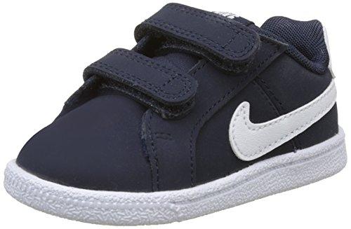 3d9146f5d Nike Unisex Kids  Court Royale (TDV) Gymnastics Shoes