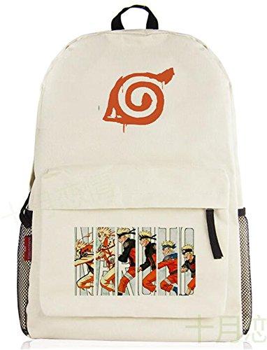Siawasey Anime Naruto Cosplay Bookbag Mochila