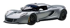 Autoart - 75402 - Véhicule Miniature - Modèle À L'échelle - Hennessey Venom Gt - 2013 - Echelle 1/18