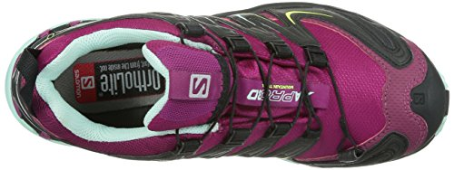 Salomon  XA PRO 3D GTX, Chaussures de Trail femme Viola (Violett (Mystic Purple/Black/Igloo Blue))
