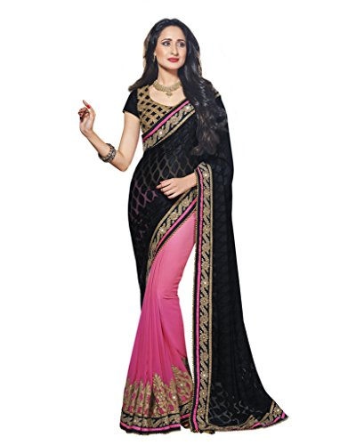 Mahotsav Women's Faux Georgette Brasso , Faux Georgette Art Silk Sarees ( 8213 )  available at amazon for Rs.1921