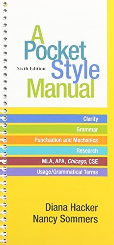 St. Martin's Guide to Writing 10e Short Edition & Pocket Style Manual 6e & LearningCurve for A Pocket Style Manual (Access Card) 6th edition by Axelrod, Rise B., Cooper, Charles R., Hacker, Diana, Sommers (2013) Paperback