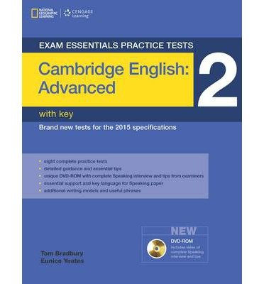 [(Exam Essentials Cambridge Advanced Practice Test 2 with Key)] [ By (author) Charles Osbourne, By (author) Carol Nuttall, By (author) Tom Bradbury, By (author) Eunice Yeates ] [May, 2014]