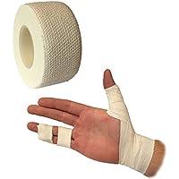 3x 2,5cm x 4,5m Latex Gummizug selbstklebend Bandage Sport Physio Tape Strap preisvergleich bei billige-tabletten.eu