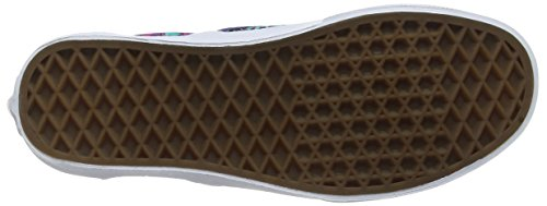 Vans Authentic, Sneakers Basses Mixte Adulte Multicolore (Liberty/Satchmo/True White)