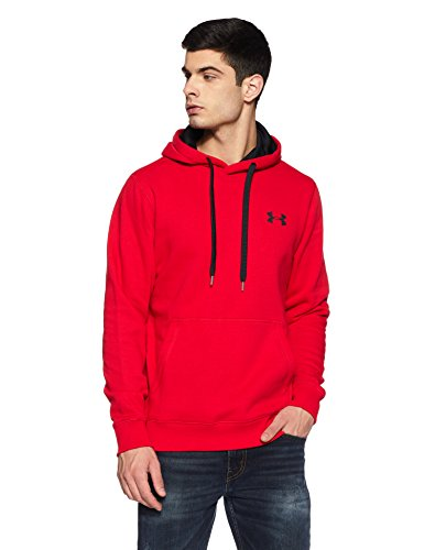 Under Armour Rival Fitted Pull Over Men's Warm-up Top