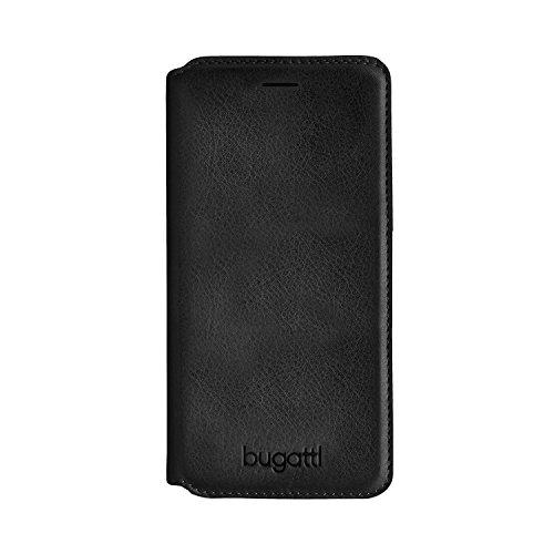 Bugatti Parigi Etui folio pour iPhone 7 Cognac Noir