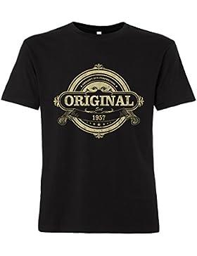 ShirtWorld - Original seit 1957 zum 60. Geburtstag - T-Shirt