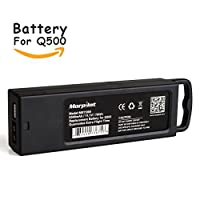 [CE Approved] Morpilot® 3S 6300mAh 11.1V LiPO Battery with Charging Protection Genuine Parts Guarrantee Extra Flight Time for Yuneec Q500,Q500+,Q500 4K,Typhoon G Drone RC Quadcopter
