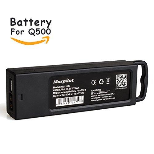 [CE aprobado] Morpilot 3S 6300mAh 11,1V batería de Litio como célula original...