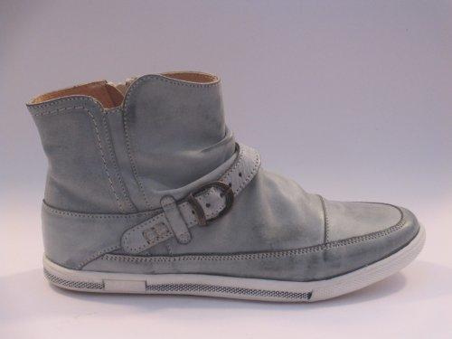 MICCOS 200352 Damen Stiefel Grau (Grau)