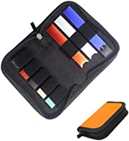Gooder Carrying Case Wallet Holder for JUUL and Other Popular Vapes Holds Vape, Pods and Charger Fits in Pocke