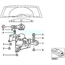 BMW auténtica wipershaft Pivot