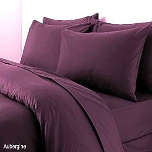 Adams housse de couette et taies d 39 oreiller pour lit une - Taille housse de couette une personne ...