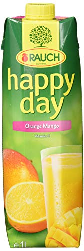 Rauch Happy Day Rauch Orange Mango, (6 x 1 l)