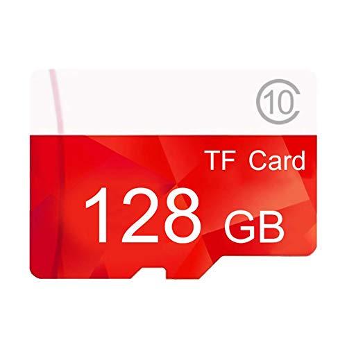 Cuttey 2019 Neue 1 GB-512 GB Neutrale Micro-TF-Flash-Karte IOS Android-Handy PC-Kamera Hochgeschwindigkeitskarte Speicherkarte (Geschenkkartenleser-Kartensatz) -