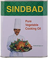 Sindbad Pure Vegetable Cooking Oil, 1.8 Ltr