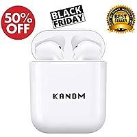 Audífonos Inalámbricos Bluetooth Modelo Mini Auriculares Wireless con Cancelación De Ruido con Micrófono, Deportes,