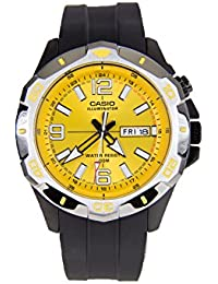 CASIO Herren-Armbanduhr Analog Quarz Resin MTD-1082-9