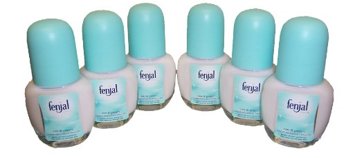 Fenjal Luxury Creme Deodorant Roll-On 50ml(PACK OF 6)