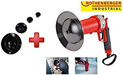 Rothenberger Industrial 1500000006 Compressed air Pipe Cleaners, red