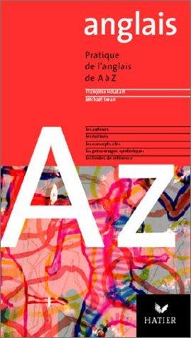 L'anglais de A à Z by Michael Swan (2003-06-04)