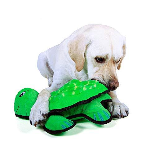 BABYS'q Haustierspielzeug, Detachable Frisbee Schildkröte Bite-Resistente Plush 14 Squeaking Toys Für Hunde Outward Interactive, Für Halloween Weihnachten Geburtstag Geschenk-Dog Spielzeug