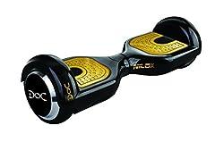Idea Regalo - Nilox Doc Self Balance Scooter Elettrico con Certificazione UL 2272 borsa inclusa, Oro