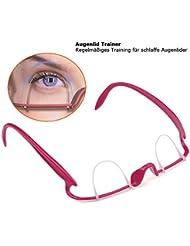 Augenlid Trainer - Regelmäßiges Training für schlaffe Augenlider (effektiv gegen Hängelider und Schlupflider)