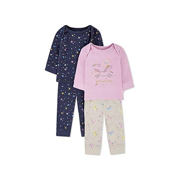 Mothercare Conjuntos de Pijama para Bebés 21