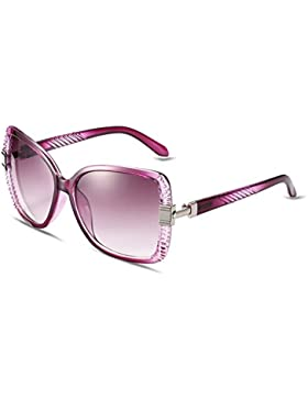 Ilove EU Mujer Mode Gafas de sol Completo borde Pesca conducción Rana espejo gafas gafas de sol 4modelos a elegir.