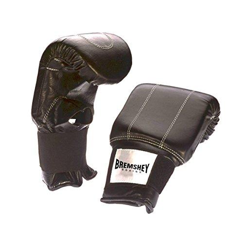 Bremshey Ballhandschuhe vorgeformt, schwarz, S, 08BRSBO061