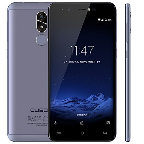 Cubot R9 (2017) Android 7.0