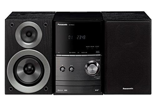 Panasonic SC-PM602EG-K Micro HiFi(40W RMS, CD,DAB+, UKW , Bluetooth) schwarz