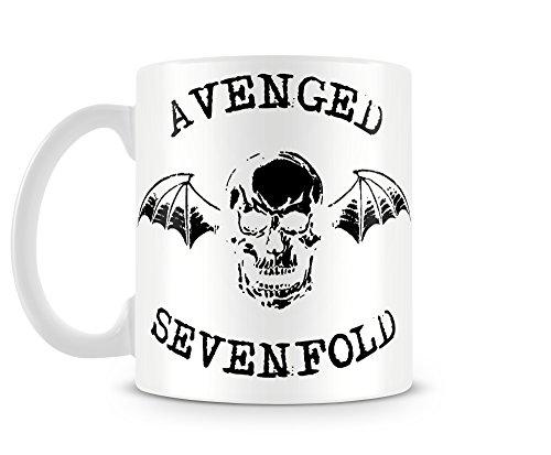 """Tazza MUG """"Avenged Sevenfold"""" - tazza da thè e caffè in ceramica"""