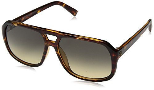 d6ab66f50b9c46 Electric Gafas De Sol Dude Gloss Tortoise-Ohm Negro Gradient (Default,  Marron)