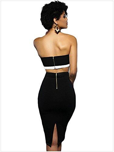 MEINICE - Robe spécial grossesse - Femme Noir