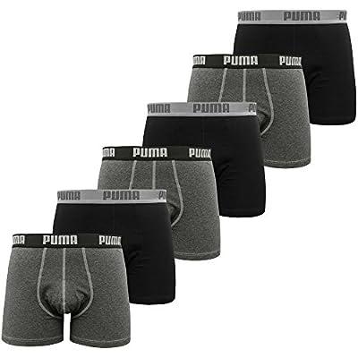 PUMA Herren Spezialpack Boxer Boxershort 6er Pack by Puma