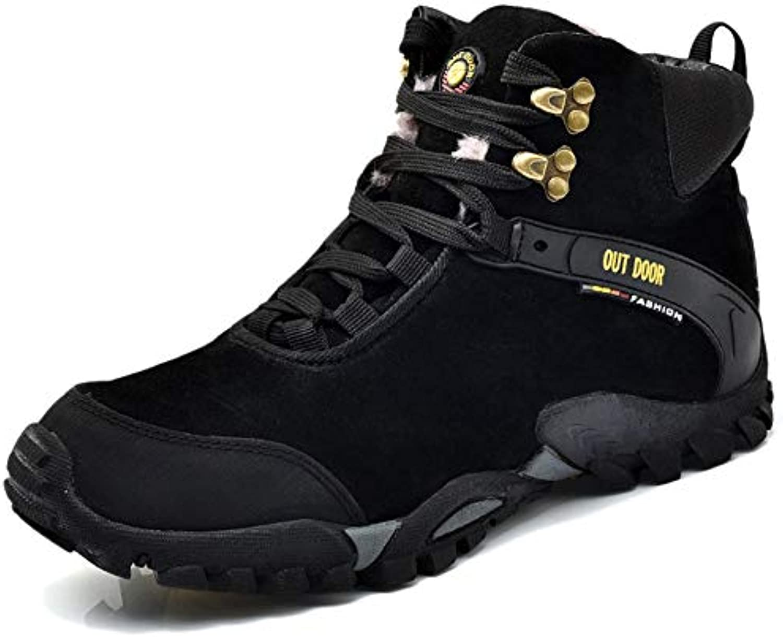 Yra Scarpe da Trekking Trekking Trekking da Uomo Outdoor Scarpe da Trekking da Uomo High Top Scarpe da Ginnastica scarpe da ginnastica con Lacci... | Economici Per  | Uomini/Donne Scarpa  af8648